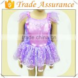 Princess flower girl dress fancy dress costumes for kids wholesale in China