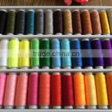New 39pcs Mixed Colors Polyester Spool Sewing Thread For Hand Machine