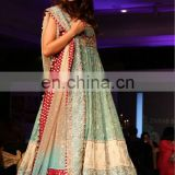 Designer wedding Anarkali suit 2016-2017