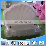 Clam Shell Inflatable Pool Float Seashell