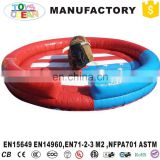 Hot sale mechanical bull rides, inflatable amusement rodeo simulator bull for sale, 4d amusement park rides