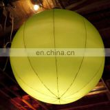 LED inflatable lighting balloon