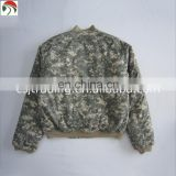 Hot sale men pilot military flight jacket ma1 army bomber ma-1