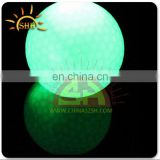 Moonlight led golf ball light/small led ball light/led light bowling ball