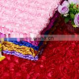 3D Rose Flower Home Decor Stage Hall Carpet Wedding Aisle Runner