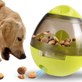 Dog toy ball a new educational toy dog toy ball with a tumbler leakage ball