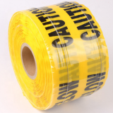 Customized Tracer Single or Double wire stainless steel detectable underground warning barrier safety tape
