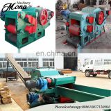 2017 Industrial15hp Mobile Drum Gas Wood Chipper Shredder Machine Price