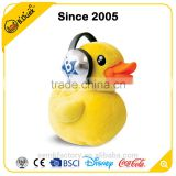 B.Duck portable advertising motion activated sensor speaker bluetooth speaker                                                                         Quality Choice