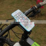 Universal high quality bike cell phone holder for iphone/samsung /smart phone compatible bike/motorcycle holder