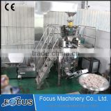 Automatic granule packing machine for chips, rice, candy, nuts, dried fruit...