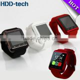 2015 New popular phone bluetooth watch smart watch for all brand mobiles