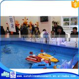 NEW chinese brushless motor remote control boat