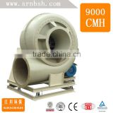 High Efficiency ZYF-5C FRP High-Pressure Mini Centrifugal Fan For industrial exhaust fan