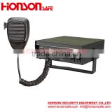 Police electronic siren, fire trucks, rescue car, ambulance siren 100W/150W/200W CJB-100P