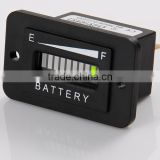 Battery charge Indicator 12V 24V 36V 48V 72V for golf carts car forklift ebike                                                                         Quality Choice