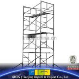 GIGA used construction kwikstage pipe scaffolding                                                                         Quality Choice