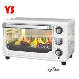 24L bread bakery oven with convection and rotisserie optional