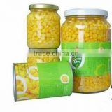 cart sweet corn canned sweet corn in tin with wholesale price