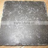 Chinese honed and tumbled blue stone tiles