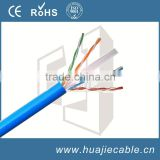Factory Price 4pairs indoor UTP FTP SFTP Cat5 Cat5e Cat6 Network Cable with high quality