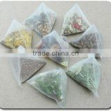 Factory Directly Provide China Alibaba Supplier Nylon Pyramid Tea Bags