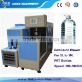Semi-Automatic Stretch blow molding machine price
