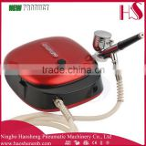 HaoSheng M901K airbrush makeup foundation sprayer airbrush compressor tattoo nail art