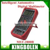 MST-2800B Intelligent Automotive Digital Multimeter MST 2800B obd2 Auto Diagnostic Tool Tools Electric