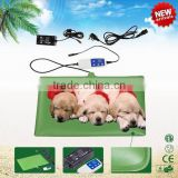Far infrared heated pets healthe care mat