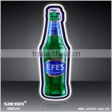 Lighted Base luminous Backboard Bottle Glorifier                                                                         Quality Choice