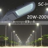Long Lifespan aluminium housing SKD led street lighting module 30-50w