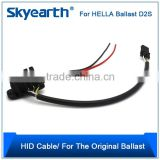 Hot seal relay fuse electrical hid light wiring harness car tail light wire harness for automobile vehicle