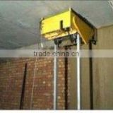 Mortar spray render plastering machine