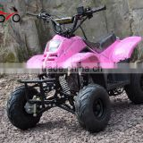 QWMOTO CE Chain Drive New 110CC Kids ATV Kids gas 4 wheeler for Hot sale