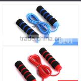 Handle Adjustable Fitness Sport Jump Rope boxing bodybuilding speed aerobic exercise jump rope skipping rope
