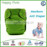 Happy Flute newborn baby cloth diapers all-in-one merries baby products 2016 wholesale market                                                                         Quality Choice