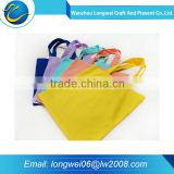 New collection promotion high quality large cotton shopping bags
