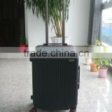 new products for 2015 aluminium frame travel time pro luggage