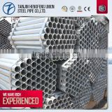 Reasonable price for hot dipped galvanized steel pipe , hot dip galvanized steel pipe from factory