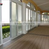 aluminum folding door accordion partition wall
