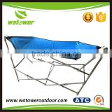 customized design with stand stainless steel hammock stand