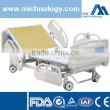 SK002-4 Drip Stand For Hospital Bed With X-Ray Translucent Platform