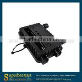 PV Solar Junction Box for Low power PV module /60-70watt solar panel,2rails mc4 solar connector ip67