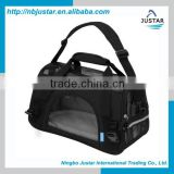 Airline Approved Pet Carrier Cages Products Soft Side Portable Travel Pet Bag Dog Carrier                                                                         Quality Choice