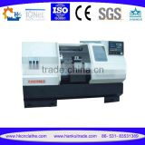 CK6150 Flat Bed CNC Lathe Cheap CNC Lathe Machine with Vertical 4 Station Electric Tool Rest