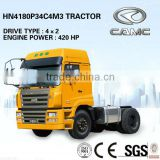 CAMC 4x2 Tractor Truck (Engine Power: 420HP, Traction Weight: 60T) of china tractor truck