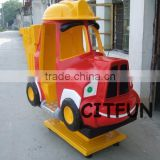 Coin Pusher Type kiddie ride fiberglass toys