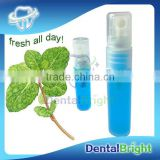 mouth spray for freshening your bad breath
