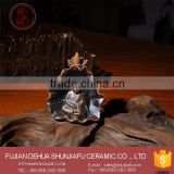 Buddha Figurine Backflow Incense Holder